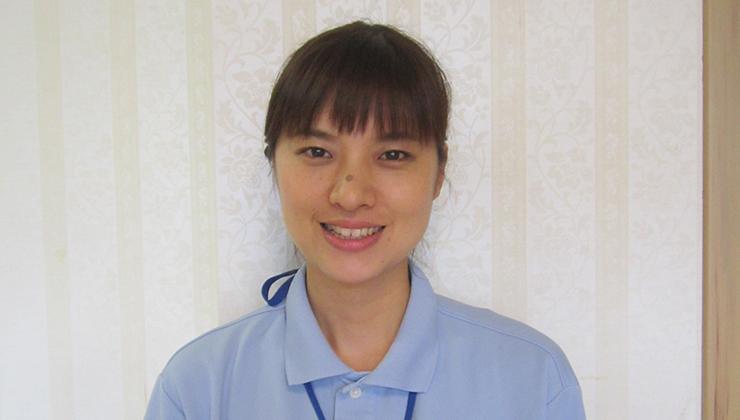 M.T (介護職員/通所介護) 2005年入社